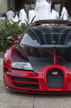 You will ❤ MACHINE Shop Café... ❤ Best of Bugatti @ MACHINE ❤ (Bugatti ƎB Veyron Grand Sport L'Or Rouge Graphics Supercar)