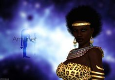 In Egyptian mythology,Amunet, although predominantly known as the goddess of the air and invisibility, has changed in personification over the duration of the dynasties of Egypt. She is believed to be the female form of the greater god Amun and is one of the eight featured deities in the Ogdoad (consisting of four pairs where the woman's name is a derivative of that of the husband).