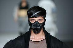 pollution mask fashion designer - Google Search