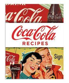 Authentic Coca Cola Coke Retro Cookbook with Recipes New Cookbook Recipes, Wine Recipes, Cola Recipe, Coca Cola Vintage, Coca Cola Kitchen, World Of Coca Cola, Share A Coke, Custom Bottles, Retro