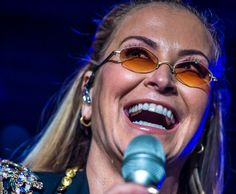 """NEWS: Find several pictures and videos of all three concerts of Anastacia in Italy, the first three dates that opened the """"Resurrection Tour 2015"""" only at: www.anastaciafanclub.com.pt"""
