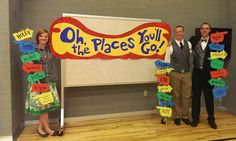 OH the Places You Ll Go Graduation Cakes | the bartle bulletin: Oh, the Places You'll Go!