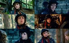 Augustus Prew as Robin de Noir in The Secret of Moonacre