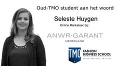 #TMO oud-student Seleste Huygen, online marketeer ANWR-Garant