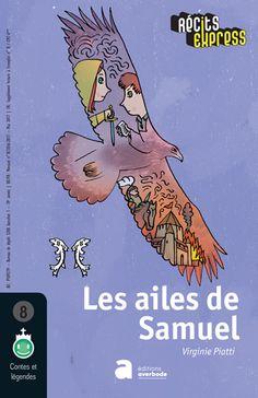 2016-2017 - Les ailes de Samuel - Édition Averbode
