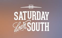 GAMEDAY! Is Saturday this much fun anywhere else on earth? {Bless Their Hearts}