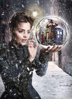 20 New DOCTOR WHO Christmas SpecialPhotos! - News - GeekTyrant