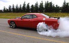 Dodge Challenger SRT 10