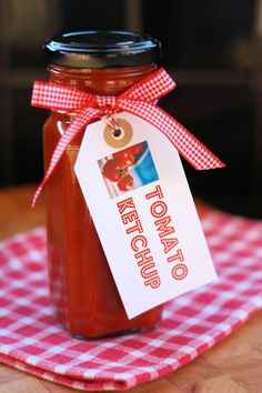 Homemade Spicy Ketchup | Mum's Business