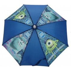 Monstors inc have made it to childrens umbrellas too