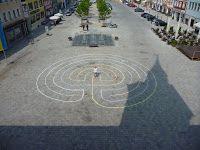 Habl-Labyrinth-Geschichten: HAUPTPLATZLABYRINTH - Pfaffenhofen