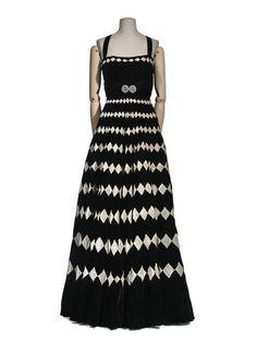 Création: Madeleine Vionnet , maison de couture, 1938, collection hiver (haute couture) Madeleine Vionnet , couturier, Paris,