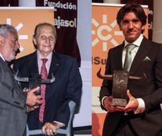 """Los premios """"Carrusel Taurino"""" para Angel Peralta y Diego Ventura"""