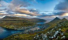 Klaksvik by joanpetur #photo