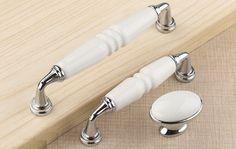 Dresser Knobs / Drawer Knobs Pulls Handles Ceramic by MINIHAPPYLV