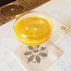 November Rain - #tequila #amaro meietti turmeric lime and #angostura.  #cheers #drinks #happyhour #hh #cocktail #amaromeietti #novemberrain by nomzterpawz