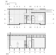 Colico Workshop,Plan / Section