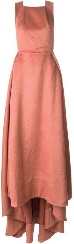 Rosetta Getty apron dress