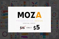 MOZA - Powerpoint Templates by SlideFusion on @creativemarket