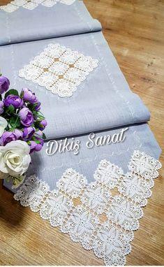 Crochet Edgings, Elsa, Decorative Boxes, Knitting, Home Decor, Railings, Creativity, Crocheting, Decoration Home