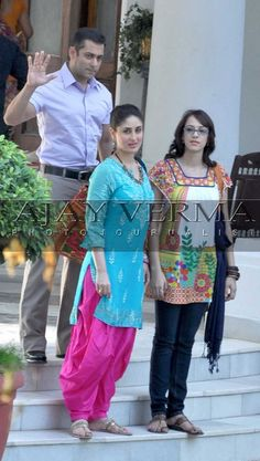 kareena kapoor salwar kameez bodyguard - Google Search