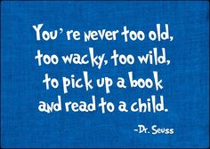 Please instill a LOVE of reading in your children; avid readers are better writers...writer's are better student's.  Well-read student's are more passionate, successful, creative, & compassionate adults.