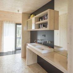 Tijdens de ontwerpfase voor de herontwikkeling van Erve Heege Sander bij het Twentse Delden ontstond bij architecten Martine Schipper en Hans Douwes het idee om zelf op het erf te gaan wonen en wer…