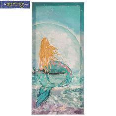 Mermaid Canvas Wall Art