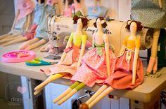 Lu Gastal: festa de bonecas