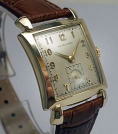 Gorgeous-1954-22-Jewel-HAMILTON-WILSON-770-Mens-Watch on ebay