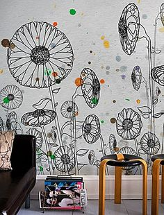 Wall & Decò - whimsical wallpaper