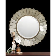 Found it at Joss & Main - Amberlyn Round Oversized Wall Mirror