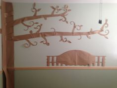 Baby room: rough template of what's to come.