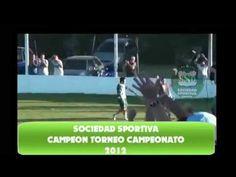 3º Gol del partido convertido por Nicolás Barbero (SSD) el Domingo 09.12.12 en el Estadio Centenario en la Segunda Final del Torneo Campeonato entre Sociedad Sportiva y Asociación Deportiva 9 de Julio de Morteros.