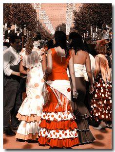 Sevilla  Feria de  Abril