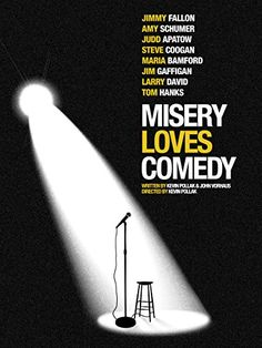 Misery Loves Comedy ** Want to know more, click on the image. (This is an affiliate link)