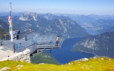 Das sind die phänomenalsten Aussichtspunkte in Österreich für alle, die schwindelfrei sind Salzburg, Wanderlust, Scenery, Bergen, Roadtrips, Mountains, Pets, Nature, Travel
