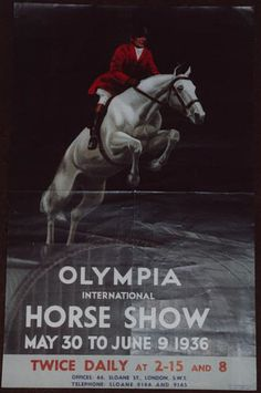 1000 Images About Horse Show Posters On Pinterest
