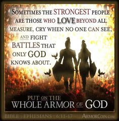 Eph 6:11 - Keep Calm And Put On The Full Armor Of God Put on the full armor of God, so that you will be able to stand firm against the schemes of the devil. Description from pinterest.com. I searched for this on bing.com/images