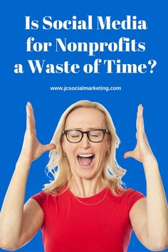 Is Nonprofit Social Media a Waste of Time?