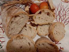Filone croccante con licoli - YouTube Pizza, Bread, Youtube, Food, Brot, Eten, Breads, Meals