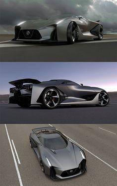 Nissan GT2020 concept