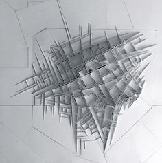 Dream Architecture: Human Scale by Robert van Embricqs, via Behance