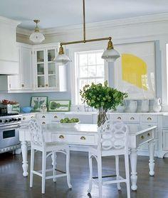 Clean Fresh Kitchen