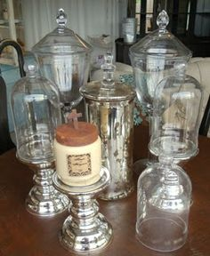 do it your self apothecary jars | Apothecary Jars
