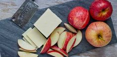 Join @culturecheese intern Virginia on her journey to discover how different regions of the US use local cheeses to improve local cuisine. From Vermont cheddar to Wisconsin Colby and on to California Monterey Jack, she'll hit the iconic cheese destinations of America and introduce you to regional delicacies and recipes along the way. Photo: Vermont apples and cabot cheddar on a slate