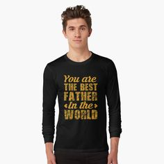 """""""Best Dad By Par Daddy Golf Lover Golfer Father's Day Gifts"""" T-shirt by Shirt Designs, Design T Shirt, Flag Design, Pullover Design, Design Art, Hypebeast, Athleisure, Fashion Art, Fashion Styles"""