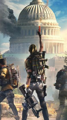 The Division 2 Agents White House Wallpaper Full Hd Wallpaper Android, Iphone Wallpaper Music, Best Wallpapers Android, 4k Wallpaper Download, 4k Wallpaper For Mobile, Mobile Legend Wallpaper, Army Wallpaper, Gaming Wallpapers, Wallpaper Downloads