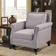 Best Master Furniture Accent Arm Chair