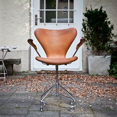 I know it's an object, but I love this chair.
